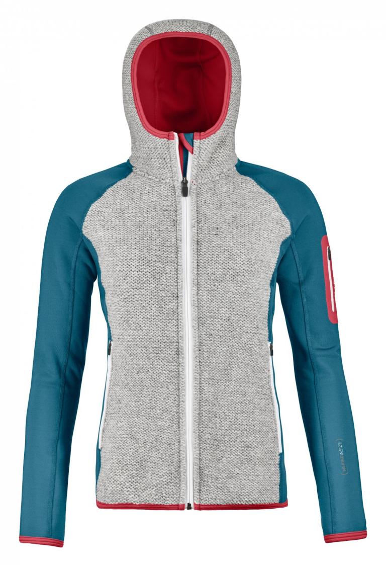Merino-Fleece Hoody